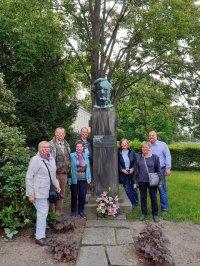 Fr. Pöge, Hr. Sennewald, Fr. u. Hr. Scheere, Fr. Dr. Linse, Fr. Kaden, Hr. Gisselmann